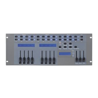 Showtec LED Commander Pro LED par controller with channel displays | Lighting | Light Controllers & DMX Wireless | Showtec Lighting Controllers | Lighthouse Audiovisual UK